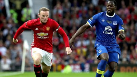 Kiat Wayne Rooney Agar Romelu Lukaku Sukses Di Manchester United