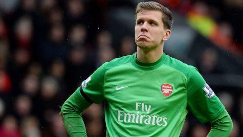 Wojciech Szczesny Tidak Masuk Skuat Tur Pramusim Arsenal