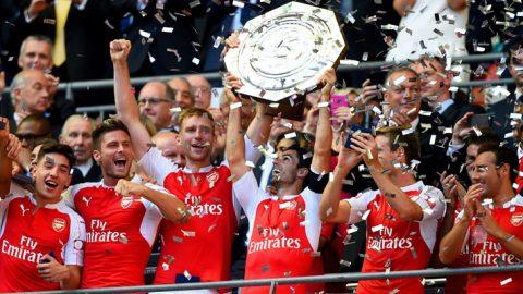 Arsene Wenger : Semoga Ada Kebahagiaan Yang Sama Di Akhir Musim Nanti