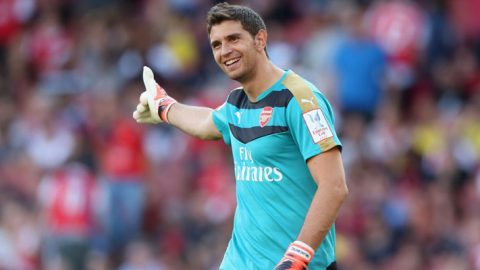 Resmi : Arsenal Pinjamkan Emiliano Martinez Ke Getafe