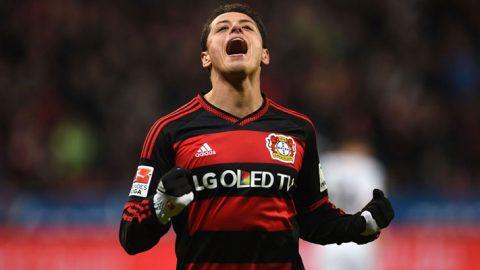 Javier Hernandez : Manchester United Kejam Di Depan Gawang