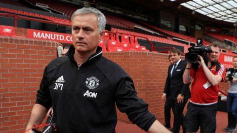 Jose Mourinho Siap Bertarung Habis-Habisan Pada Ajang Liga Primer Inggris
