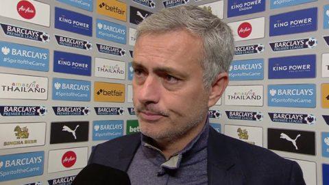 Jose Mourinho : Cetak Gol Merupakan Tanggung Jawab Dari Semua Pemain