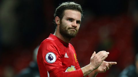 Juan Mata Targetkan Kemenangan Melawan Leicester City