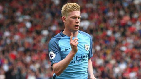 Kevin De Bruyne : Manchester City Sedang Membangun Masa Depan