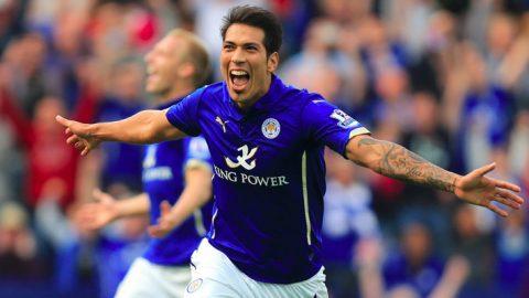 Leicester City Tambah Masa Bakti Leonardo Ulloa