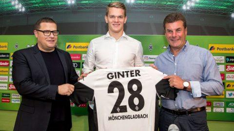 Matthias Ginter Nyaman Bermain Bersama Borussia Monchengladbach
