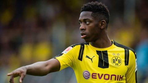 Ousmane Dembele Jadi Incaran Barcelona, Sang Pelatih Tidak Khawatir