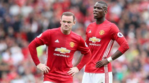 Paul Pogba : Wayne Rooney Seorang Legenda!