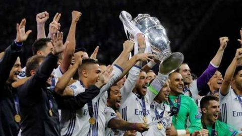 Sir Alex Ferguson: Real Madrid Tim Yang Sulit Dikalahkan Di Liga Champions