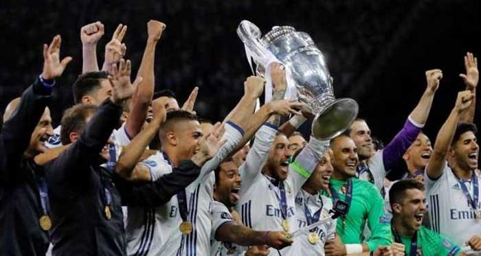Real Madrid Tim Yang Sulit Dikalahkan Di Liga Champions