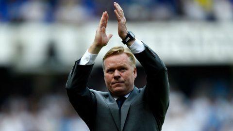 Ronald Koeman Bangga Everton Dapatkan Satu Poin Di Kandang Manchester City