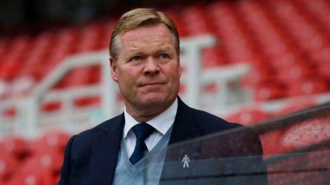 Ronald Koeman Kembali Tekankan Pentingnya Liga Europa Untuk Everton