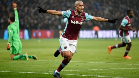 Resmi : West Ham United Jual Sofiane Feghouli Ke Galatasaray