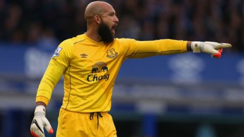 Tim Howard Akui Rindu Everton