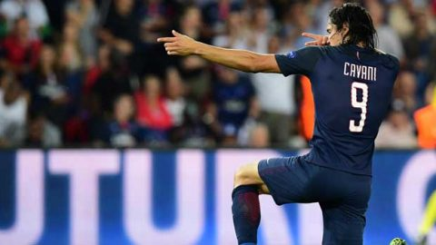 Paris Saint-Germain Bantah Sogok Edinson Cavani