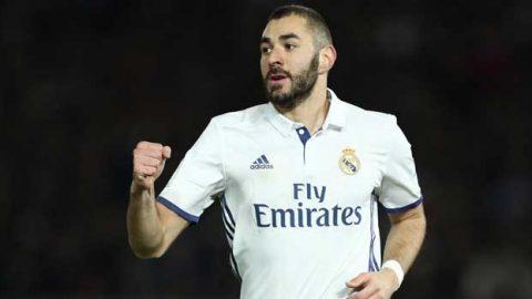 Resmi : Karim Benzema Ambil. Kontrak Baru