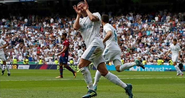 Kemenangan Masih Belum Mau Hampiri Real Madrid