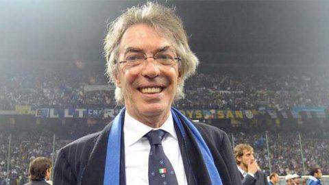 Massimo Moratti Rindu Jadi Presiden Inter Milan