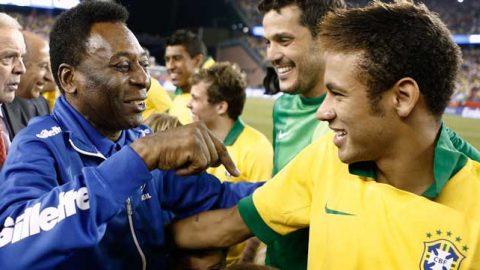 Neymar Harus Keluar Dari Bayang-Bayang Lionel Messi