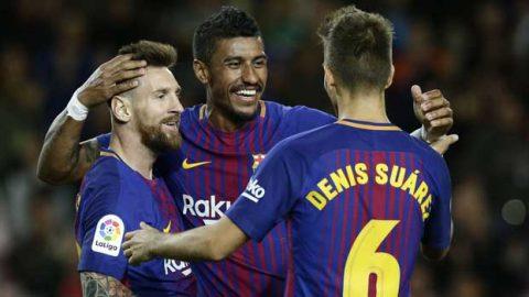 Denis Suarez : Paulinho Berhasil Bungkam Para Pengkritik