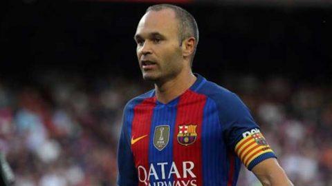 Andres Iniesta Tolak Kedatangan Philippe Coutinho