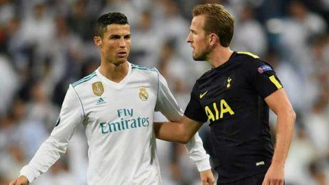 Harry Kane : Cristiano Ronaldo Adalah Teladan Saya!