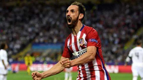Juan Francisco Torres : Atletico Madrid Bisa Kalahkan Klub Sebesar Barcelona