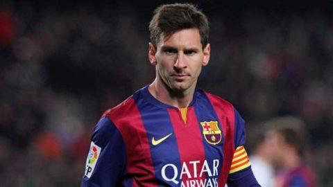 Xavi : Lionel Messi Kesal Jika Tidak Diberi Bola