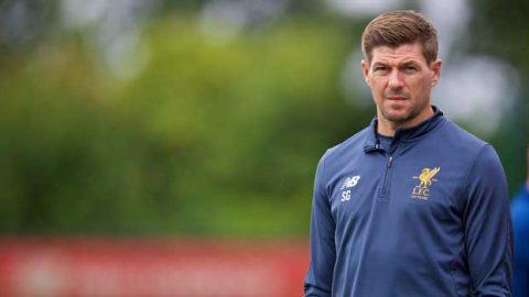 Xabi Alonso : Steven Gerrard Seorang Calon Pelatih Sukses!