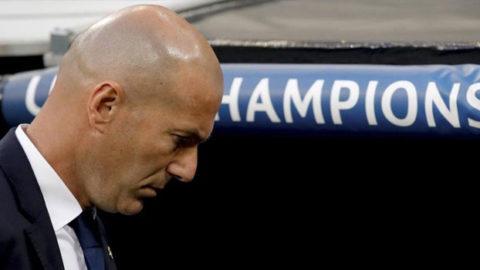 Setelah Kalah Dari Barca Zinedine Zidane Akan Di Pecat