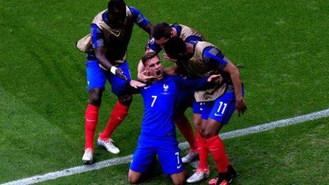Antoine Griezmann Memikirkan Masa Depan Bersama MAN UTD & BARCELONA