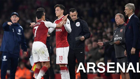 Arsenal Panik Kehilangan Pemain Tanpa Boyong Pemain Baru