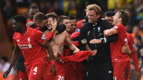Liverpool Telah Menaklukan City Di Awal Musim