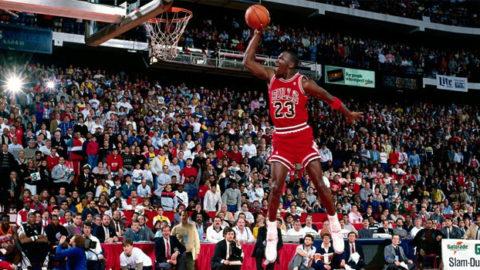 Micheal Jordan Sang Pemain Bintang Chicago Bulls