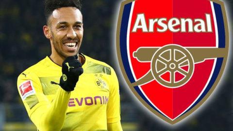 Arsenal Ingin Mendapatkan Aubameyang Dan Mkhitaryan