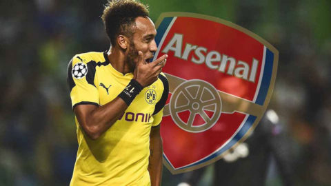 Aubameyang Akan Segera Ke Arsenal Secepatnya