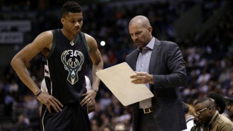 Bucks Tidak Akan Mengandalkan Jason Kidd Lagi