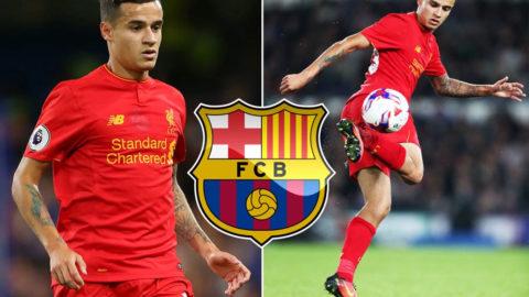 Coutinho Semakin Dekat Dengan Barcelona