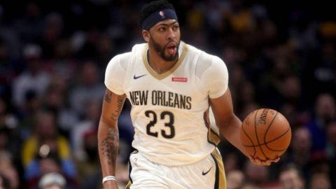 Pelicans Mengalahkan Celtics Dengan Score OT 116-113