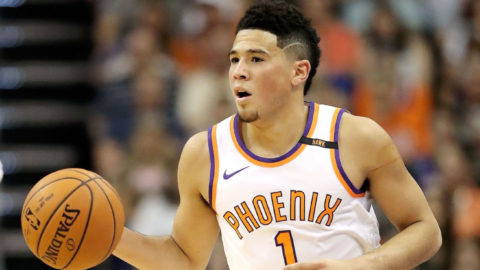 Devin Booker Mencetak 30 Score Untuk Suns