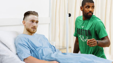 Gordon Hayward Come Back In Boston Celtic