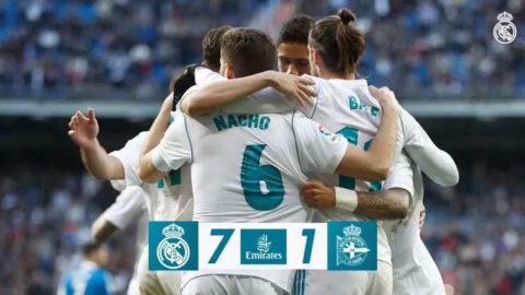 ComeBack its Real Untuk Real Madrid