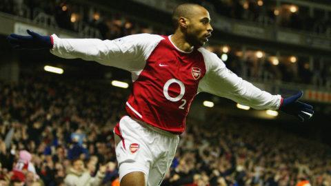 Aubameyang Adalah Henry Baru Di Arsenal