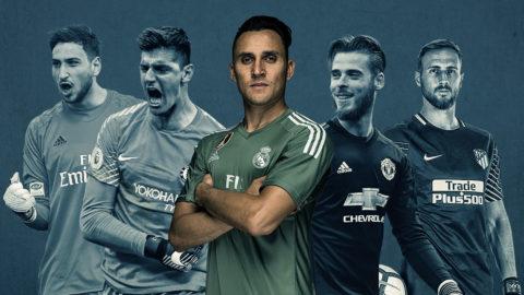 Beberapa Kandidat Kiper Baru Di Real Madrid