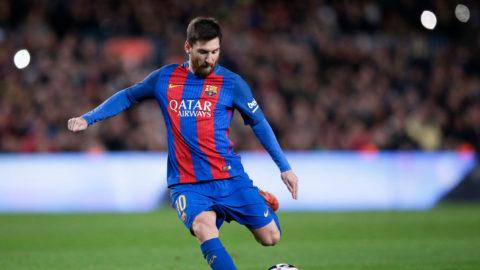 Messi Telah Melewati Ronaldo Dalam Tendangan Bebas