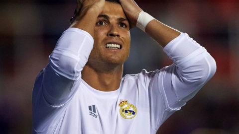 Ronaldo Menjadi Sorotan Dari Kekalahan Real Madrid