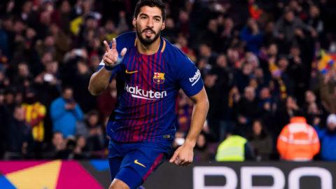 Suarez Melampaui Messi Dan Ronaldo Di La Liga