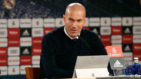 Zidane Menjelaskan Tentang Pergantian Ronaldo