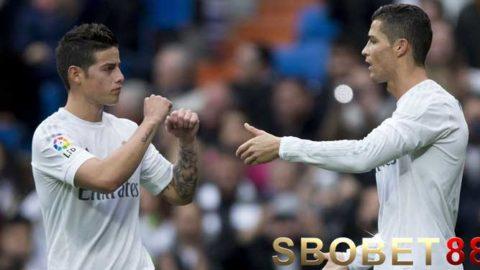James Rodriguez: Cristiano Ronaldo Adalah Mesin Gol!